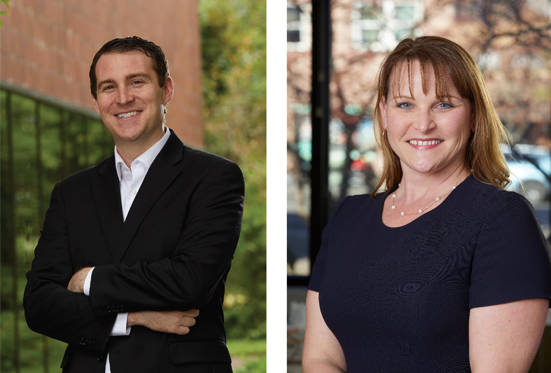 Brent Laird & Jennifer Cranford